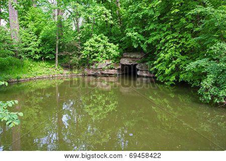 Landscaping With Ponds, Arboretum Sofievka