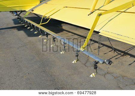 Crop Duster Spray Nozzles