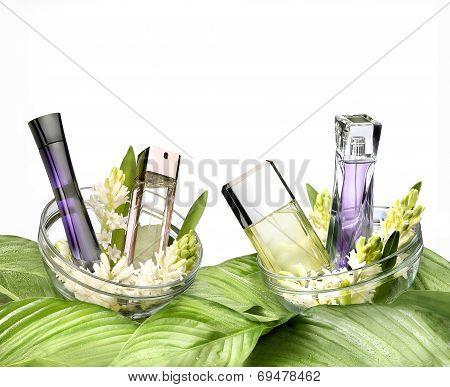 Still Life Of Fragrances