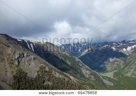 Absaroka Mountains
