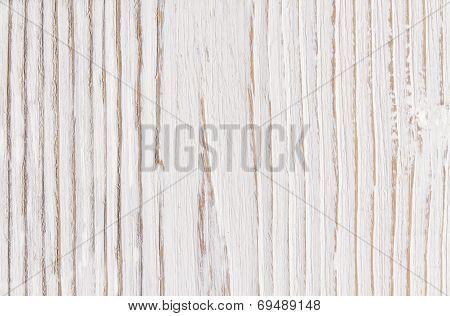 Wood Texture Grain Background, Macro Of Wooden Plank