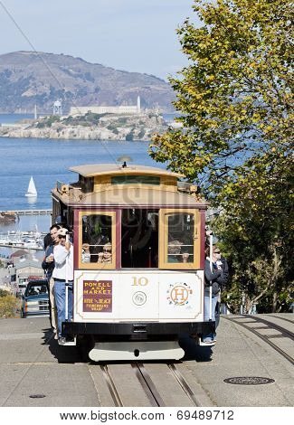 San Francisco - The Cable Car Tram