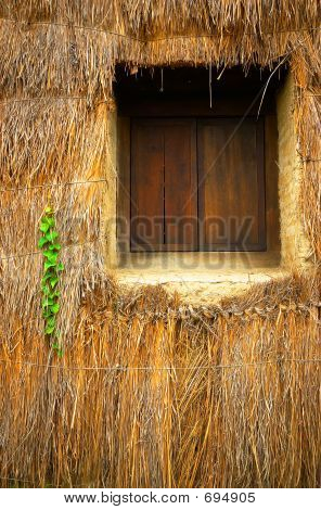Straw Window
