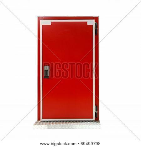 Insulated Reefer Door