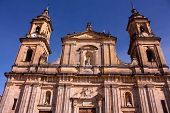 picture of bolivar  - Cathedral of Bogota - JPG