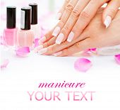 foto of manicure  - Manicure and Hands Spa - JPG