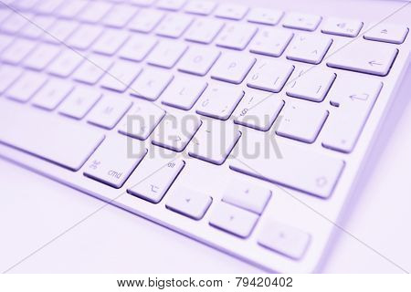 Toned Keyboard