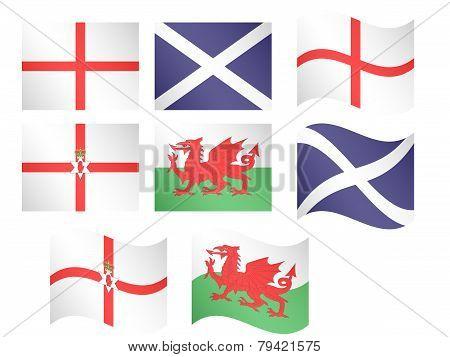 European Flags 10
