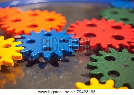 Plastic Cogwheel