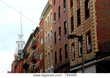 Old North Church in Boston