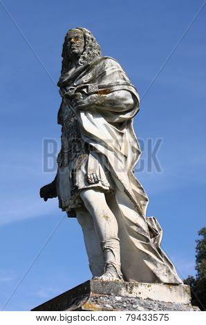 Statue of Cosimo III Dei Medici