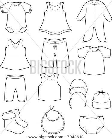 Children's clothes