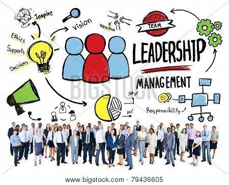 Diversity Business People Leadership Management Corporate Team Concept