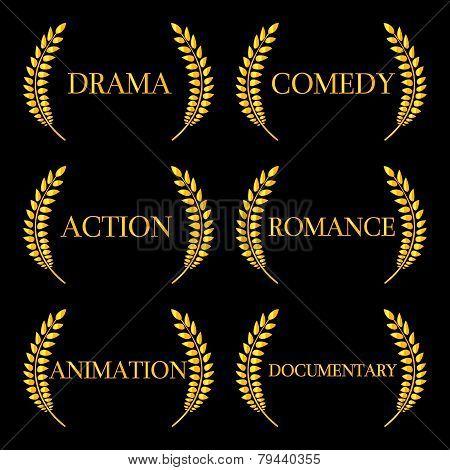 Film Genres Golden Laurels