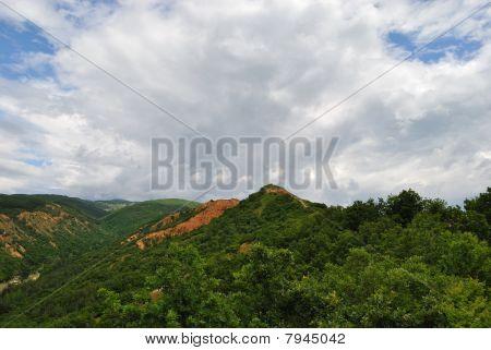 Hügel Berg