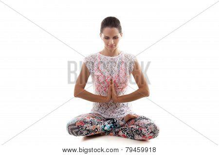 Yoga Pose Sukhasana