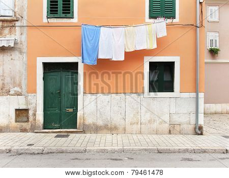 Laundry String