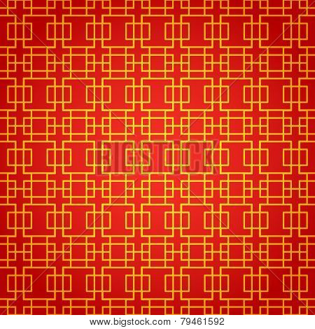 National chinese seamless pattern. Chinese new year 2015. Bright Beautiful  vector illustration. Bac