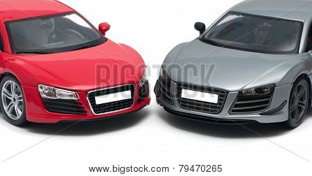 Two German Sports Car