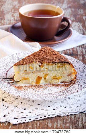 Riccota Cake