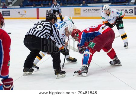 Chernov P. (53) Vs Stas A. (23) On Faceof