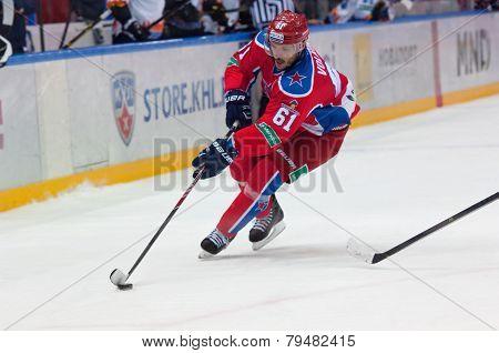 Volkov Igor (61) In Atack