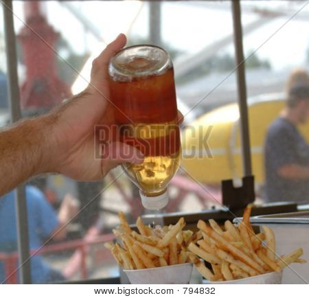French Fries and Vinegar 2