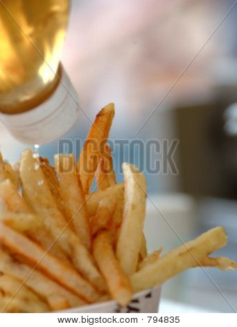 French Fries and Vinegar 1