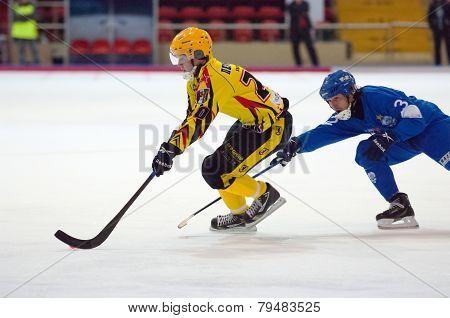 Perminov Sergey (24) In Attack