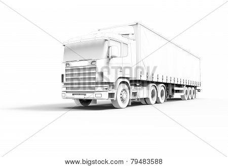 Truck Toon