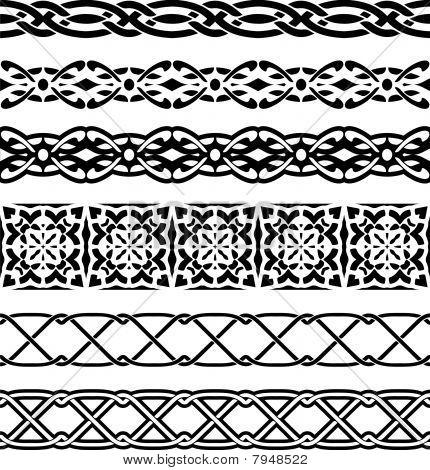 Cenefas infantiles vectorizadas imagui for Cenefas para dibujar