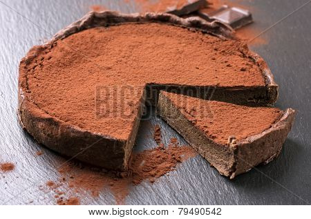 chocolate tarte