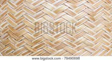 Bamboo Texture, Thailand Culture