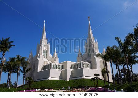 Church In San Diego