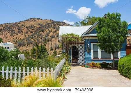 Traditional House In Bisbee.