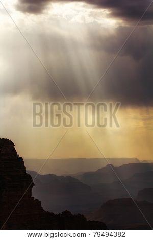 Grand Canyon's Shadows