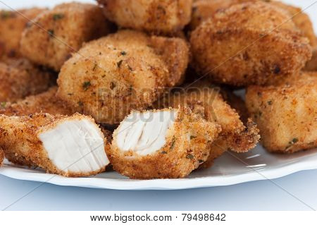 Fried Chicken Meat