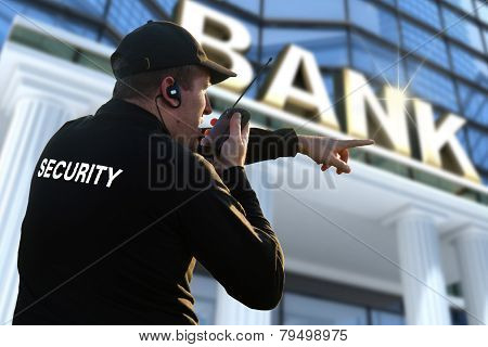 Bank Security Officer