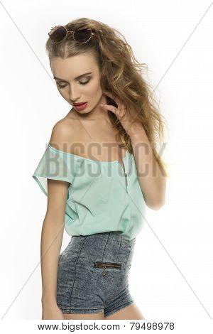 Fashion Curly Girl