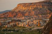picture of goreme  - Pink valley  - JPG