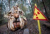 Постер, плакат: Pripyat Ghost Town