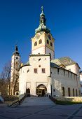 picture of banska  - Town Castle  - JPG