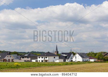 Development Area In Village