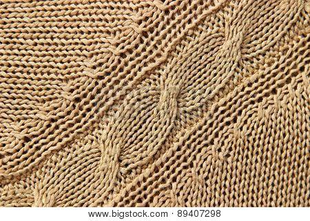 Knitwear Beige Texture