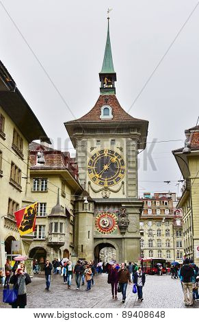 Bern Clocktower