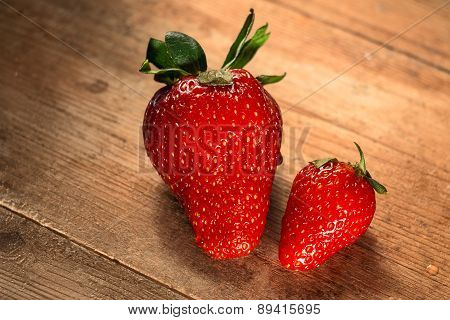 Rustic Strawberry