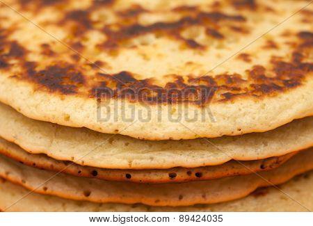 Pancake Texture