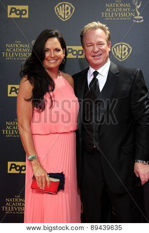 BURBANK - APR 26: Dave Dettman, Dr. Gadget at the 42nd Daytime Emmy Awards Gala at Warner Bros. Studio on April 26, 2015 in Burbank, California