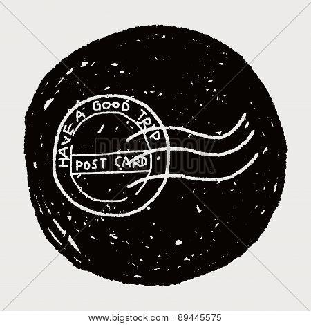 Stamp Doodle