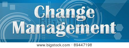 Change Management Business Background